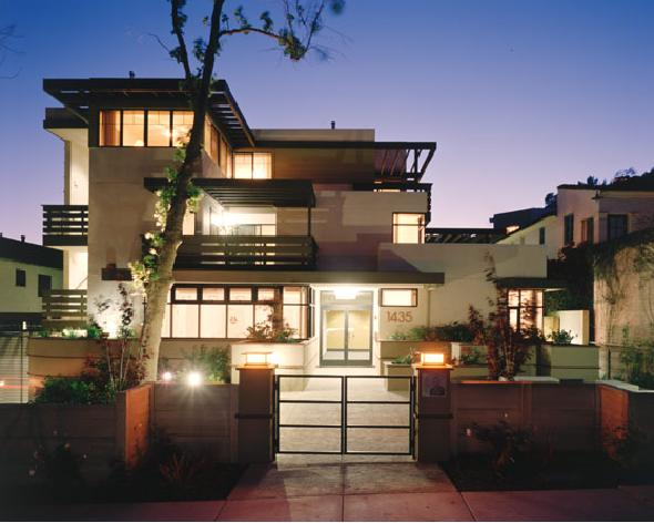 Apartment Building Design And Urban Apartment Interior Design 1