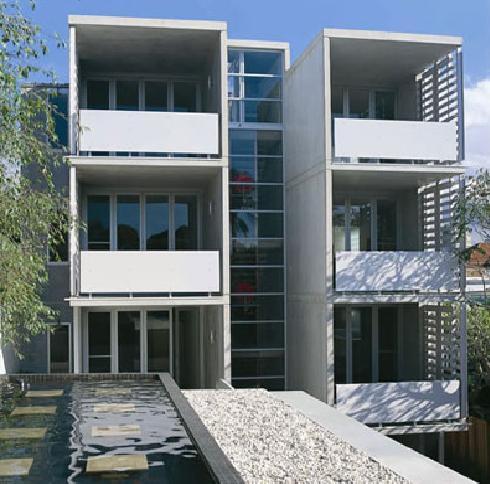 Apartment Building Designs and Urban Apartment Interior Design ...