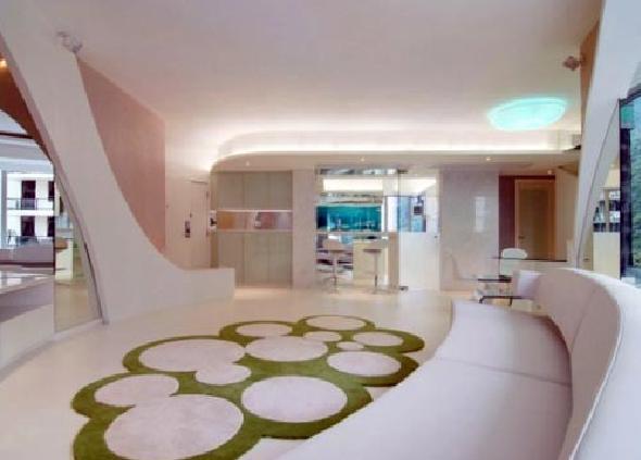 Living Pod Modern Apartment by Joey Ho