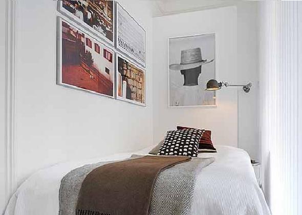 Minimalist Bedroom for Apartement